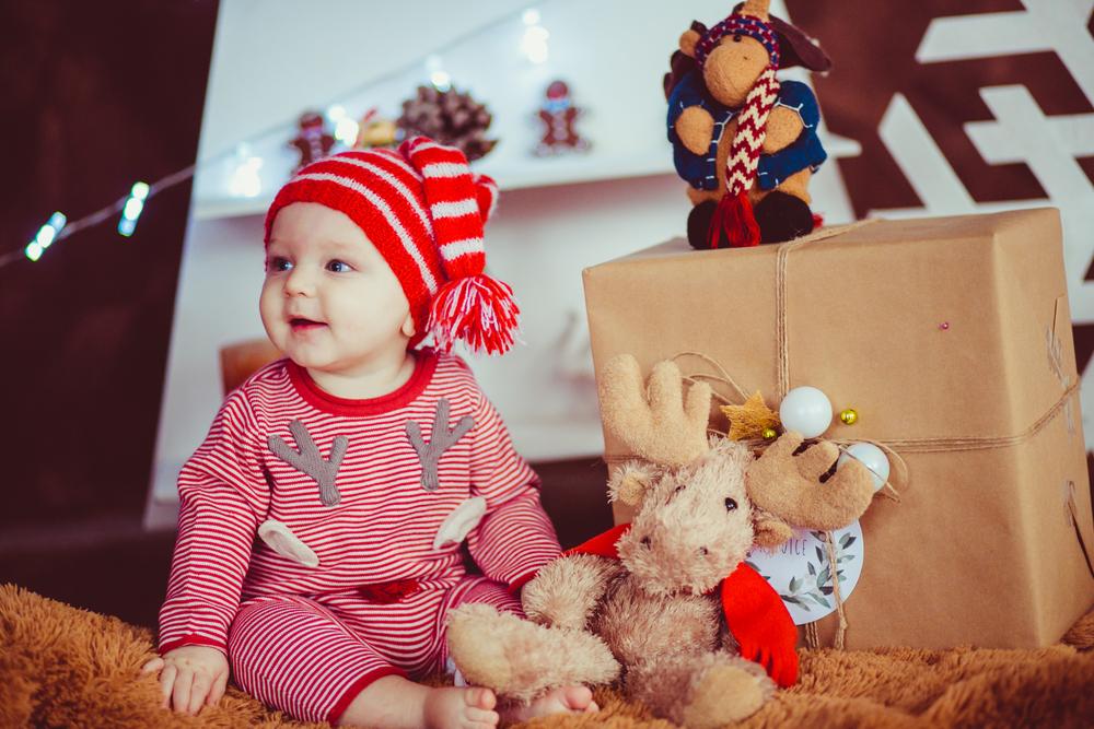 idées de cadeaux de Noël pour bébé La Cigogne de Lily