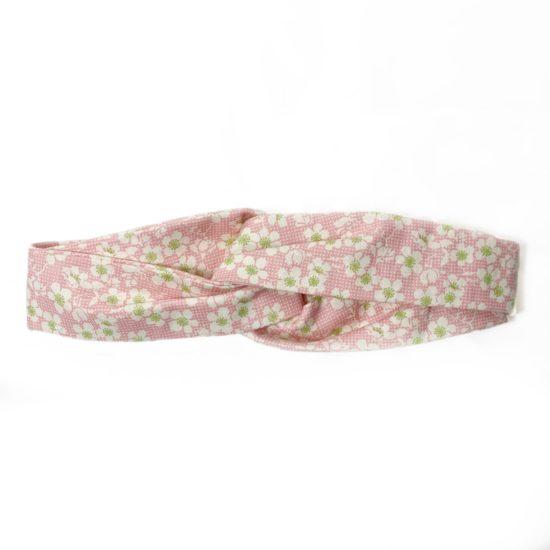 bandeau en tissu pour petite fille